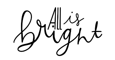 daisy b stamps -  all is bright